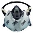 Atemschutzmasken-Farbspritzvorfilter 3M 4000