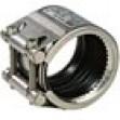 Straubkupplung - Grip - L  NBR Dichtung,  zugfeste Verbindung für Metallrohre